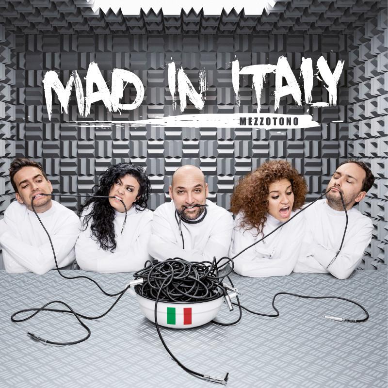 Il secondo, folle, disco dei Mezzotono. Ed. Preludio (Milano)