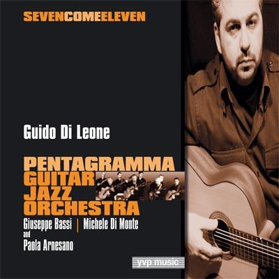 Pentagramma guitar Jazz Orchestra - 2001 ed. YVP